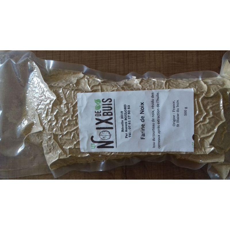 Farine de noix