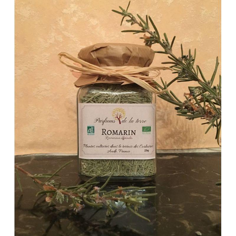 Aromates BIO Romarin 30g