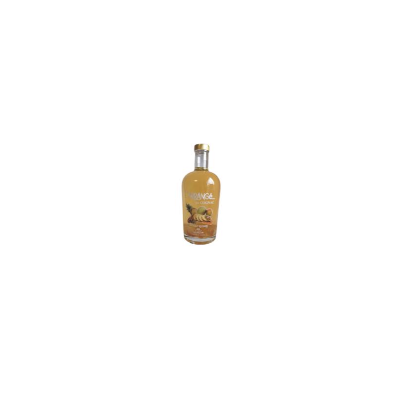 Cognac Arrangé - Fruits Exotique Rhubarbe