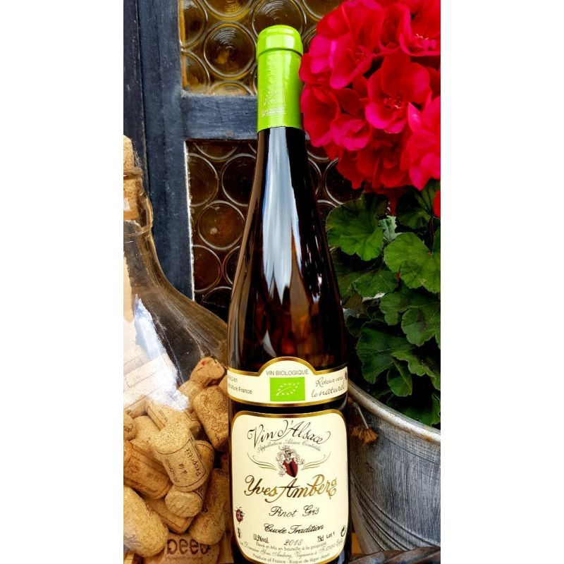 Pinot Gris Cuvée Tradition 2018