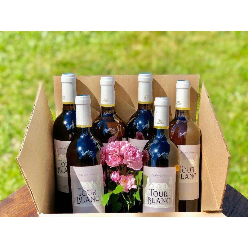 Papillion de Nuit 2009 Vin biologique sec - carton de 6 bouteilles