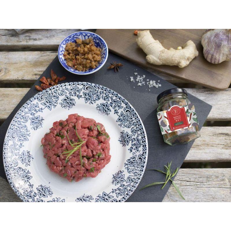 Navets épicés - saveur brocoli - 95g