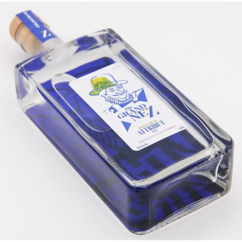 ATTRIBUT 01 - DRY GIN 100%BIO