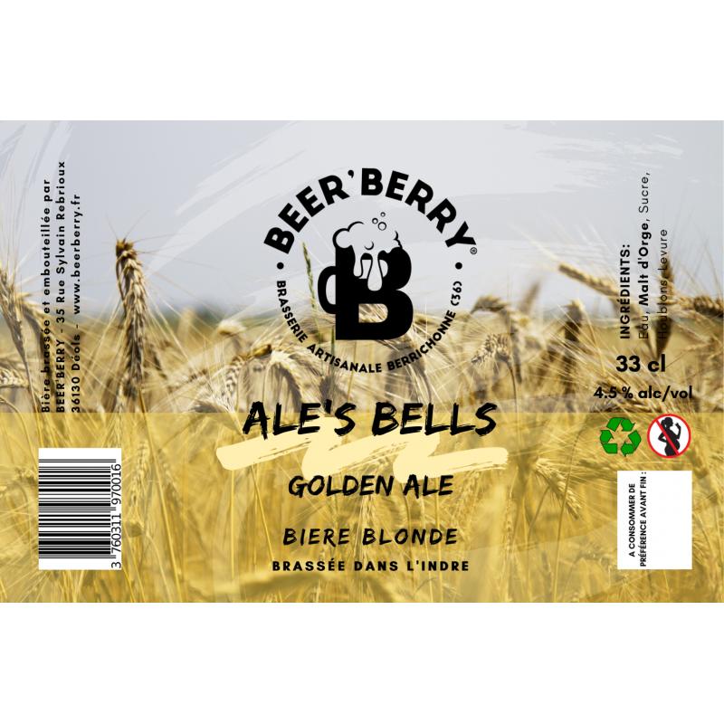 Blonde : Ale's Bells x 12