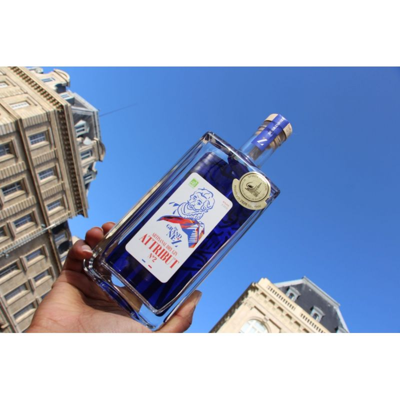 ATTRIBUT 02 - LONDON DRY GIN 100%BIO