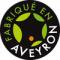 label Fabriqué en Aveyron