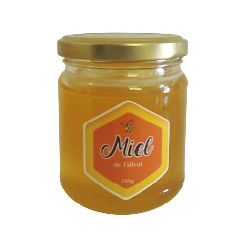 Miel de Tilleul 250g