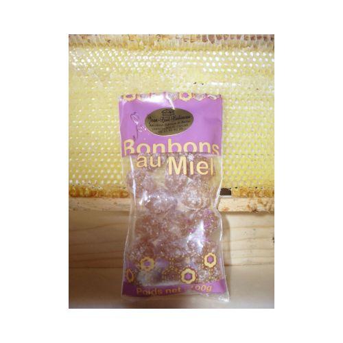 Bonbons fourrés au miel 100g