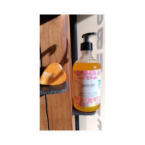 Savon liquide P'ti Antoine orange douce & petitgrain bigaradier 500ml