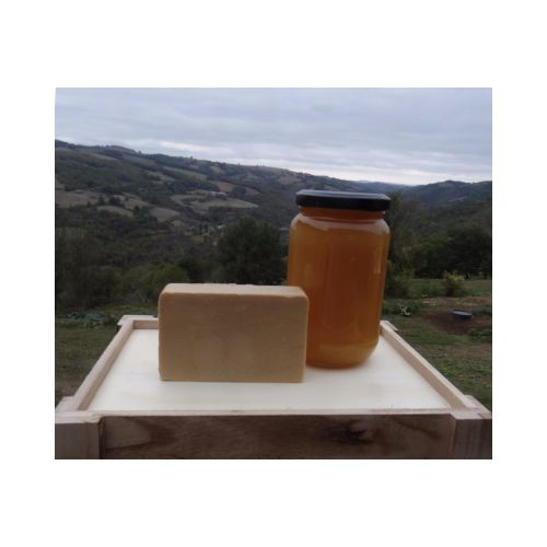 Lune de Miel à 30% de lait d'ânesse