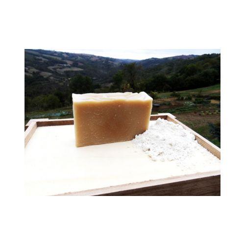 Kaolin à 30% de lait d'ânesse