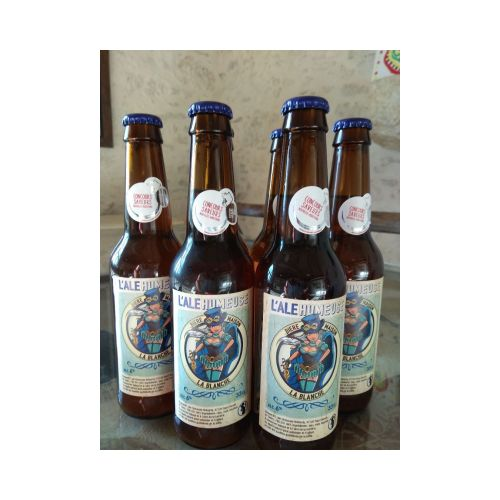 Bière blanche x12