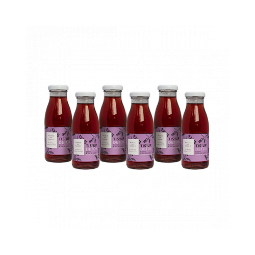 TISANE GLACEE : TIS'UP DETOX - 6 X 25 cl -