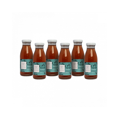 TISANE GLACEE : TIS'UP TONIC - 6 X 25 cl -