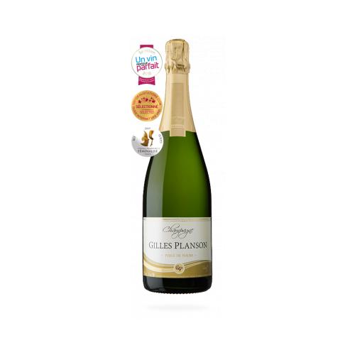 Champagne Perle de Nacre brut (Livraison incluse)