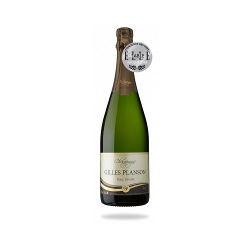 Champagne Perle d'Ivoire brut (Livraison incluse)