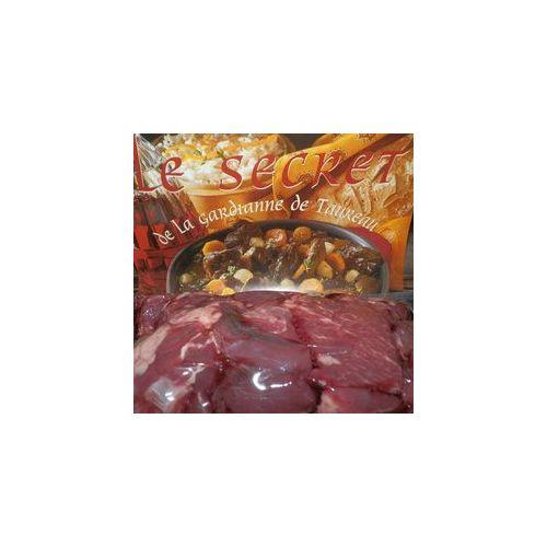 gardiane de taureau crue à cuisiner en sachet de 800 g