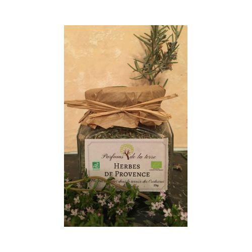 Aromates BIO Herbes de Provence 30g
