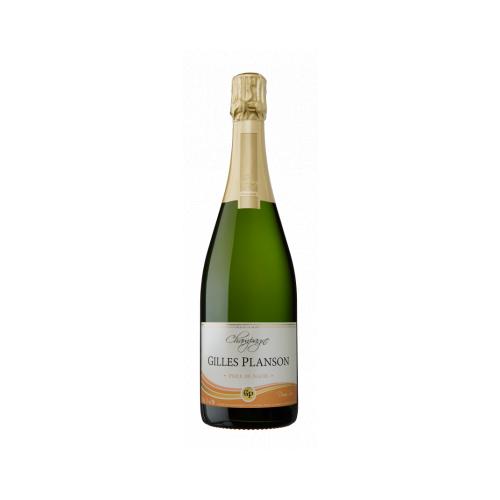 Champagne Perle de Nacre demi-sec (Livraison incluse)