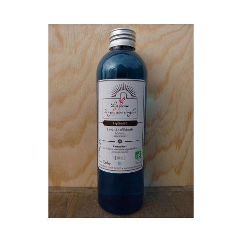 Hydrolat bio de Lavande angustifolia - bouchon alu