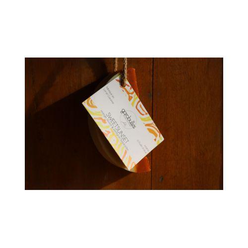 Sweetsunset savon surgras olive 100g