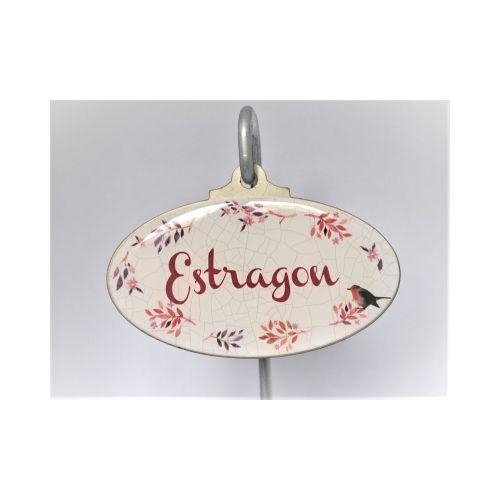 Estragon, sarriette, romarin