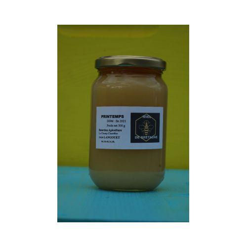 Miel de Fleurs de Printemps 500 g