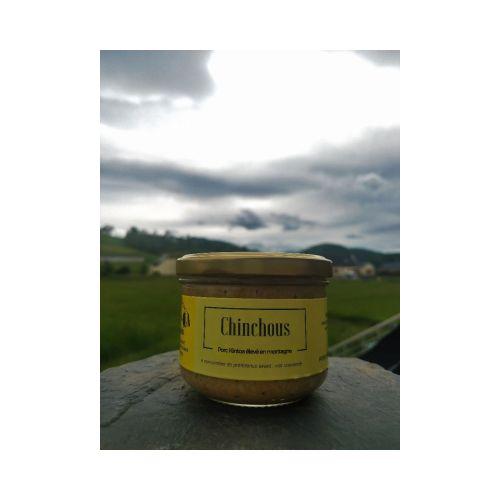 Chinchous de porc Kintoa 190g