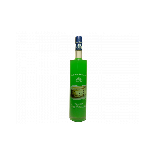 Cocktail au Cognac et Citron vert