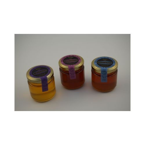 Coffret Découverte - 3 pots de 125g