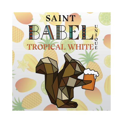 Saint-Babel Tropical White 33cl