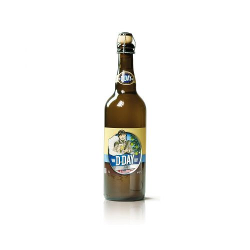 D-Day Blanche 75cl