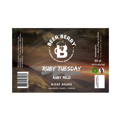 Brune : Ruby Tuesday x 12