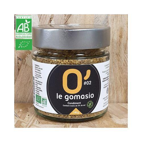 """Gomasio BIO """"Epices"""" - 150g"""
