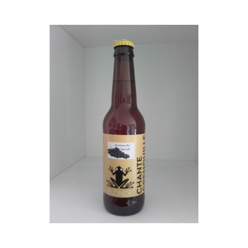 Blonde aromatisée raisin 12X33cl