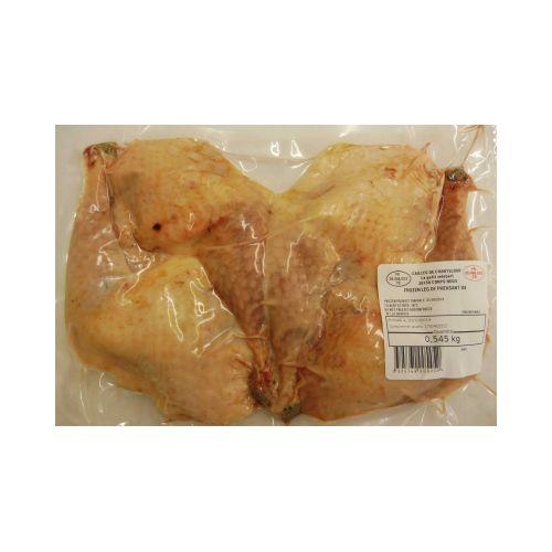[Congelé] Cuisses de faisan 500gr (+ ou - 5%)