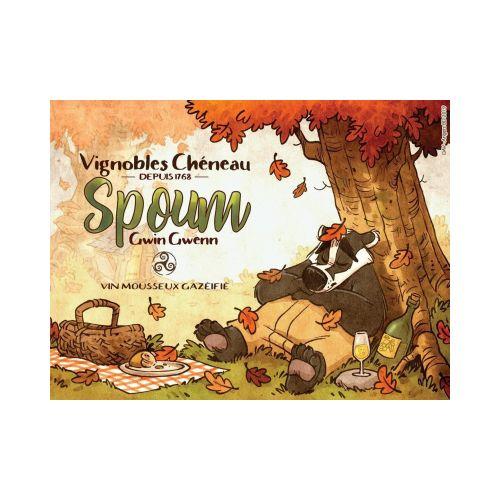 Spoum Gwin Gwenn - Dav