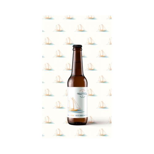 12 Ketch - Amber ale Bio