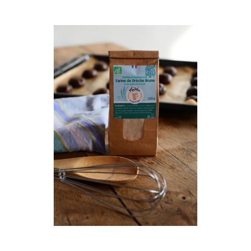 Malti'Mix Muffins et Cookies à la Farine de Drêche Brune et pépites de chocolat BIO