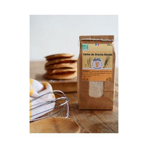 Malti'Mix Pancakes et Gaufres à la Farine de Drêche Blonde BIO