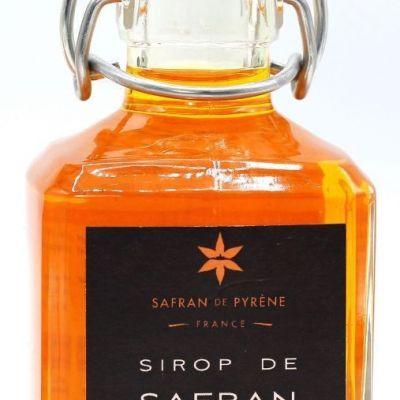 Sirop de Safran 200ml