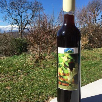 Vin de noix artisanal bio