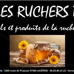 logo de Les ruchers de Fely