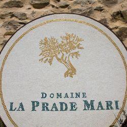 logo de Domaine La Prade Mari