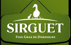 logo de La Ferme de Sirguet
