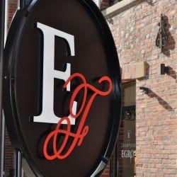 logo de Champagne EGROT et Filles