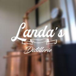 logo de Landa's Distillerie