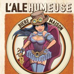 logo de Brasserie L'Ale Humeuse