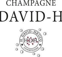 logo de Champagne Henri DAVID HEUCQ