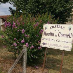 logo de Château Moulin de Corneil